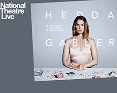 National Theatre Live in HD Presents: Hedda Gabler