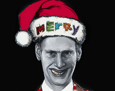 Bob Nocek and T-Presents: A John Waters Christmas