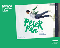National Theatre Live in HD Presents: Peter Pan