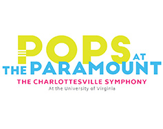 Charlottesville Symphony Presents: Pops at The Paramount
