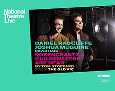 National Theatre Live in HD Presents: Rosencrantz & Guildenstern Are Dead