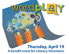 Literacy Volunteers Present: Wordplay