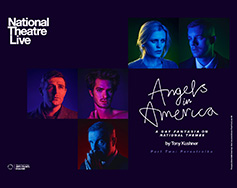 National Theatre Live in HD Presents: Angels in America Part Two: Perestroika