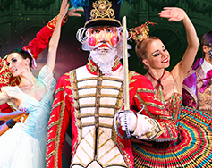 Moscow Ballet Presents: Great Russian Nutcracker
