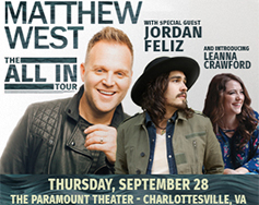 48Live Productions Presents: Matthew West