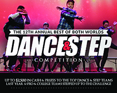 Lifeview Marketing Presents: 12th Annual Best of Both Worlds Dance & Step Competition