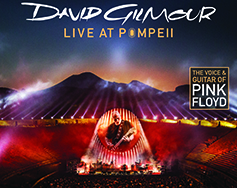 Paramount Presents: David Gilmour Live at Pompeii