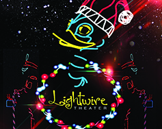Paramount Presents: Lightwire Theater's A Very Electric Christmas