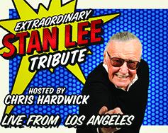 Extraordinary:Stan Lee Tribute