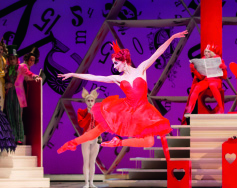 Royal Opera House Live in HD: Alice's Adventures in Wonderland