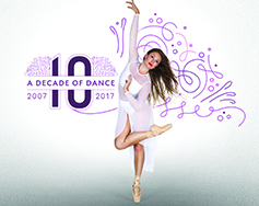 Charlottesville Ballet Presents: A Decade of Dance