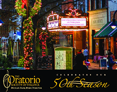 The Oratorio Society of Virginia Presents: Christmas at The Paramount