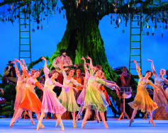 Royal Opera Ballet Live in HD Presents: The Winter's Tale