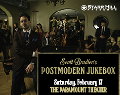 Starr Hill Presents: Scott Bradlee's Postmodern Jukebox