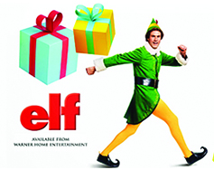 Paramount Presents: Elf [PG] and 1st Annual Brew & Buddy Run