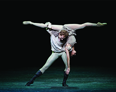 Royal Opera Ballet Live in HD Presents: Manon