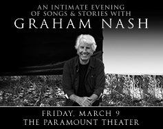 Starr Hill Presents: An Intimate Evening of Songs and Stories with Graham Nash