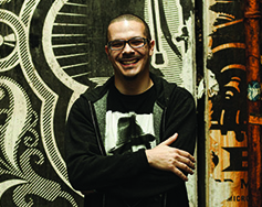 An evening with Shaun King hosted by Legal Aid Justice Center