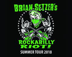 Paramount Presents: Brian Setzer's Rockabilly Riot!