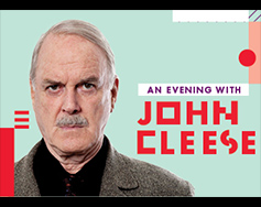 Tom Tom Founders Festival Presents: An Evening with John Cleese