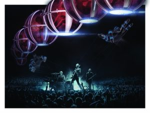 Paramount Presents: Muse Drones Tour Broadcast