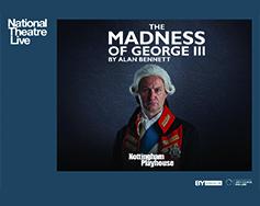 Paramount Presents: National Theatre Live in HD – The Madness of George III