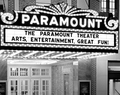 Tour The Paramount Theater!