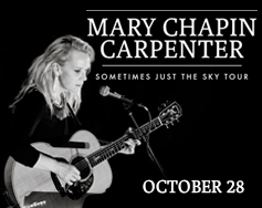 Starr Hill Presents: Mary Chapin Carpenter