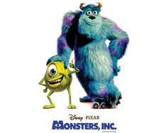 Paramount at the Movies Presents: Monsters, Inc. [G]