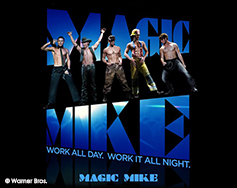 Paramount at the Movies Presents: Magic Mike [R]