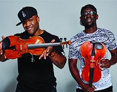 Bob Nocek Presents: Black Violin – Classical Boom Tour