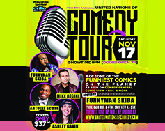 Lifeview Marketing Presents: 8th Annual United Nations of Comedy Tour
