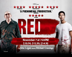 Paramount Presents:  Red in HD