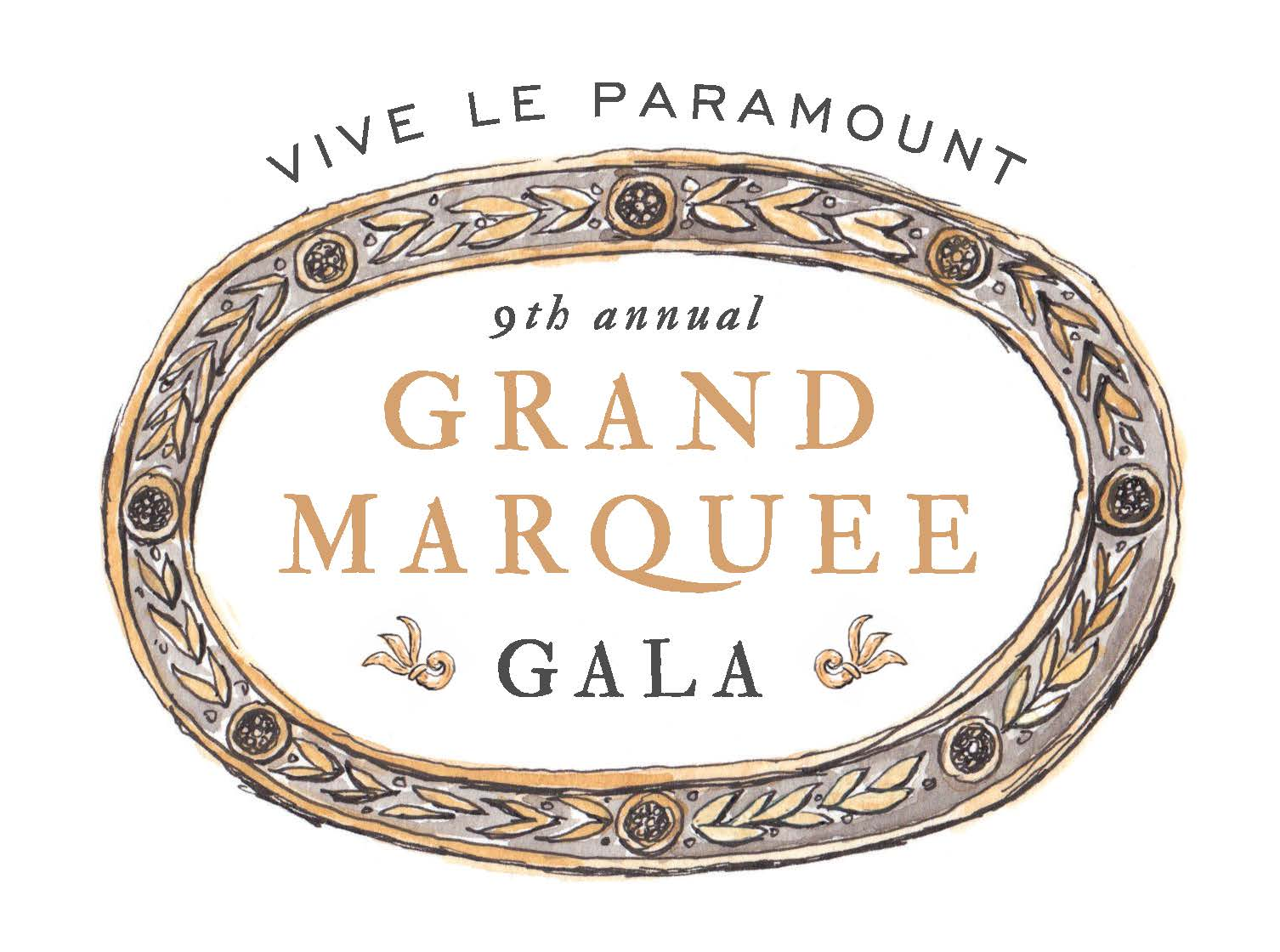 Paramount Presents: 9th Annual Grand Marquee Gala