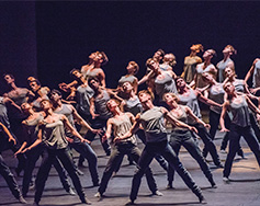 Paramount Presents: The Royal Ballet in HD – Within the Golden Hour / New Sidi Larbi Cherkaoui / Flight Pattern