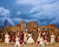 Paramount Presents: The Royal Ballet in HD – Don Quixote