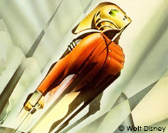 Paramount at the Movies Presents: Disney's The Rocketeer [PG]