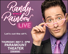 Live Nation Presents: Randy Rainbow Live