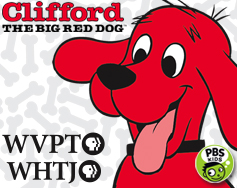 WVPT WHTJ PBS Presents: A Morning with Clifford the Big Red Dog