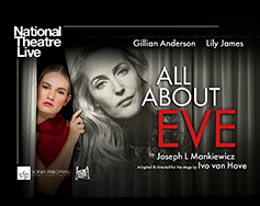 Paramount Presents: National Theatre Live in HD – All About Eve