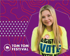 Tom Tom Presents: Youth Innovation Conference: Featuring March For Our Lives Cofounder, Jaclyn Corin