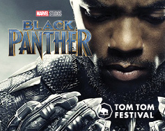 Tom Tom Presents: Free Black Panther Screening and Community Fundraiser