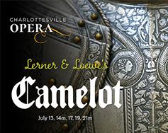 Charlottesville Opera Presents: Camelot