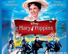Paramount at the Movies Presents: Disney's Mary Poppins [G] * Sensory-Friendly