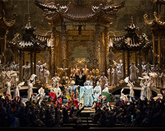 Met Live in HD: Turandot
