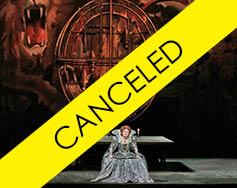 Met Live in HD: Maria Stuarda – Canceled
