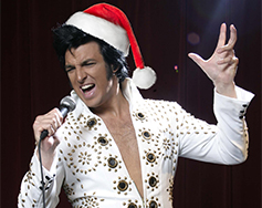 Paramount Presents: Christmas with Elvis