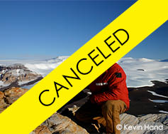 Paramount Presents: National Geographic Live – Kevin Hand, The Search for Life Beyond Earth – Canceled