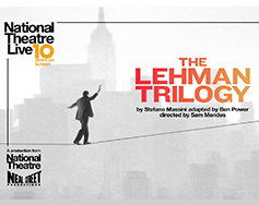 Paramount Presents: National Theatre Live in HD – The Lehman Trilogy