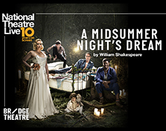 Paramount Presents: National Theatre Live in HD – A Midsummer Night's Dream
